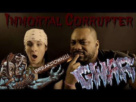 Christian Reaction Gwar Immortal Corrupter!!