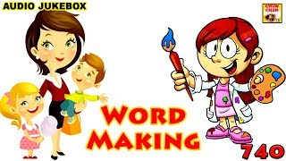 Kids vocabulary compilation - Words Theme collection|English educational video for kids |
