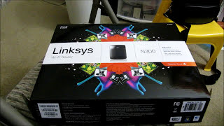Cisco Linksys E1200 N300 Router Review