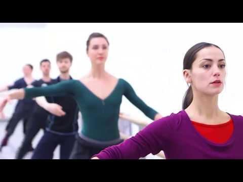 Scottish Ballet Live Stream: Company Class Uncut
