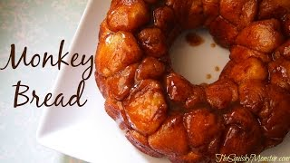 How To Make The Best Monkey Bread - Sweet Bread Recipe By The Squishy Monster