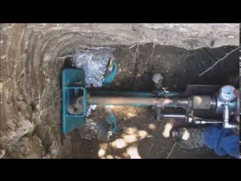 Trenchless Sewer Line Replacement Youtube