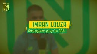 Imran Louza prolonge au FC Nantes !