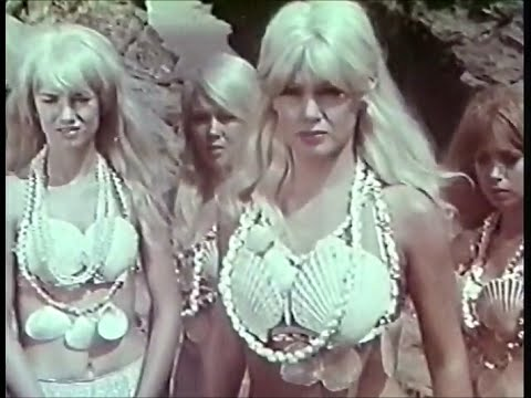 Voyage to the Planet of Prehistoric Women - science fiction movie (1968) complete