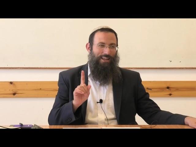 מה ההבדל בין ירושה שגויים מקבלים לירושה שיהודים מקבלים? מדרש 52 פנחס. הרב אריאל אלקובי שליט''א
