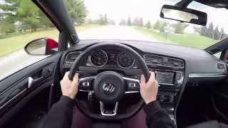2015 Volkswagen GTI Performance Package (DSG) - WR TV POV Test Drive