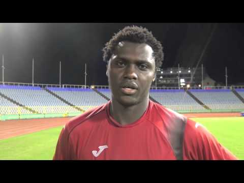 """Aubrey David and Marvin Phillip talk about Team Unity among 'Warriors"""""""