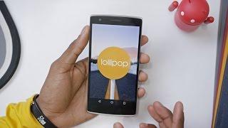 OnePlus One & Cyanogenmod 12!
