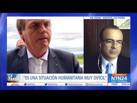 Download Gobierno Colombiano, embajadas y organismos de la ONU visitaron frontera venezolana