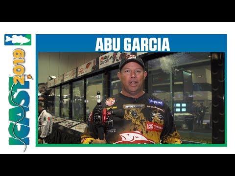Abu Garcia Revo Beast Rocket Casting Reel With Bobby Lane | ICast 2019