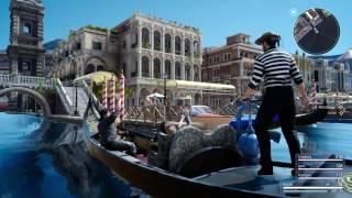 Final Fantasy XV - Aperçu d'Altissia - E3 2016