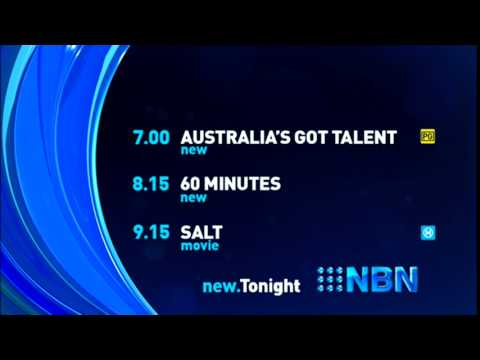NBN Television - 7pm Lineup (14.2.2016)
