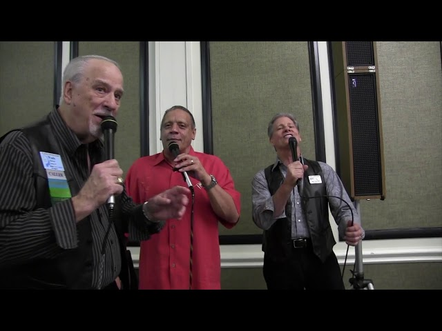 2019-04-14 Wade Driver, Tony Oxendine, Mike Seastrom - He's Got The Whole World