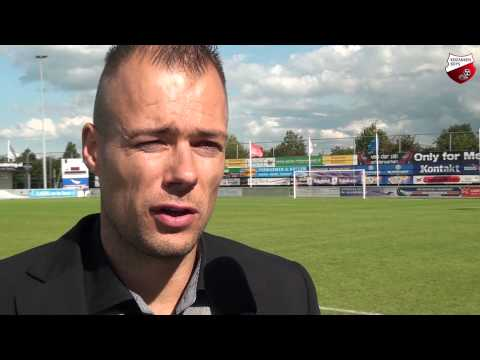 Interview Danny Buijs na Kozakken Boys - IJsselmeervogels