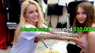 Donating $10,000 to Random Streamers..