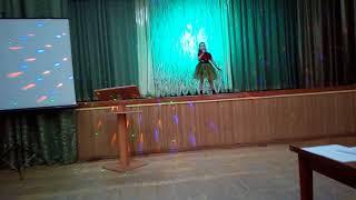 Выступление Соколовский Марии (г.Херсон.56 Гимназия)