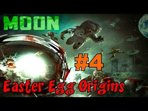 CoD Zombies EASTER EGG ORIGINS - MOON! (Part 4) Call of ...