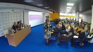 Торжественное открытие - Региональный этап Всероссийского конкурса научно-технологических проектов
