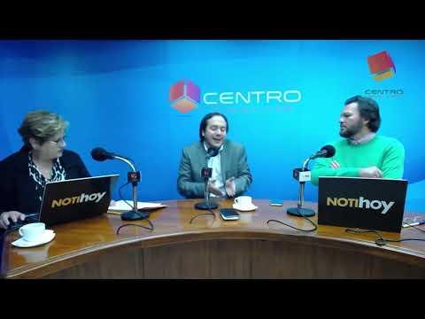 Entrevista de Andrés Mideros, Secretario Nacional de Planificación, en Radio Centro