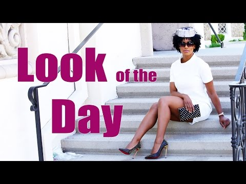 Look of the Day | Dress from Target!