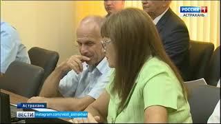 за пост губернатора Астраханской области на выборах будут бороться 4 кандидата