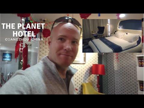The Planet Hotel, Guangzhou, China