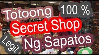 Sikretong Bilihan ng Sapatos   Secret Shop   Bilihan ng mga Reseller   Murang Sapatos sa Mandaluyong