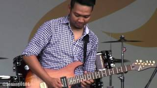 Abdul & The Coffee Theory - Beauty Is You Medley @ JJF 2013 [HD]