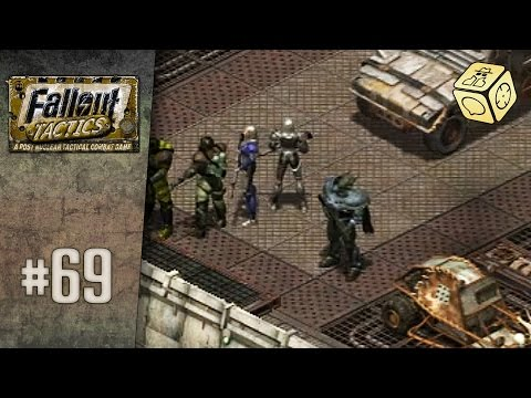 We Have Power Armor! - Let's Play Fallout Tactics Redux #69