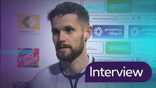 Interviews / Roeselare - Mechelen / Roeselare 23/11/2018
