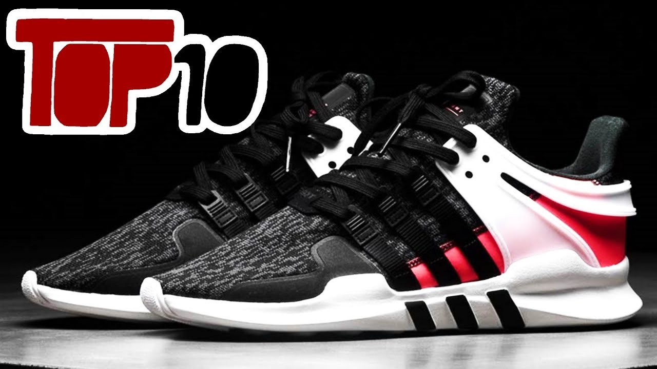 Top 10 Adidas Shoes Of 2017 YouTube
