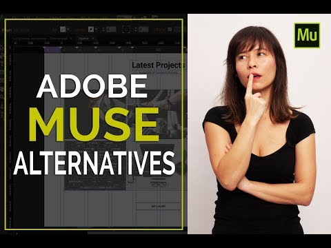 Adobe Muse Alternatives | What Now?
