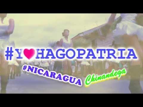 Yo Hago Patria Filemon Rivera Desfiles 14 Septiembre 2013 Nicaragua  - Dayan Morales Molina