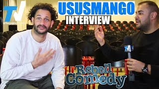USUSMANGO Interview: Rebellcomedy, Hinter uns mein Land, Enissa Amani, Solo, Babak, Pu, Benaissa