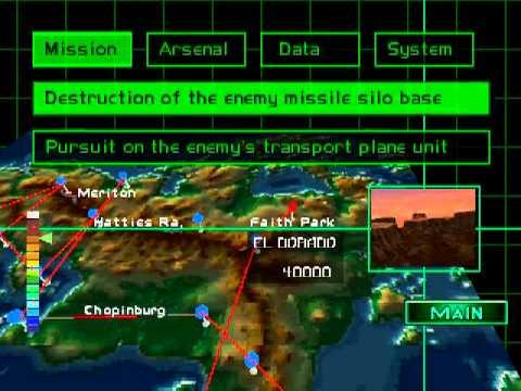 PSX Longplay [080] Ace Combat 2 (part 1 of 2)