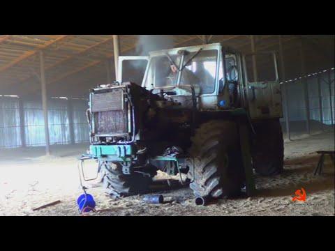 Дрифт на тракторе МТЗ 82.1 - YouTube
