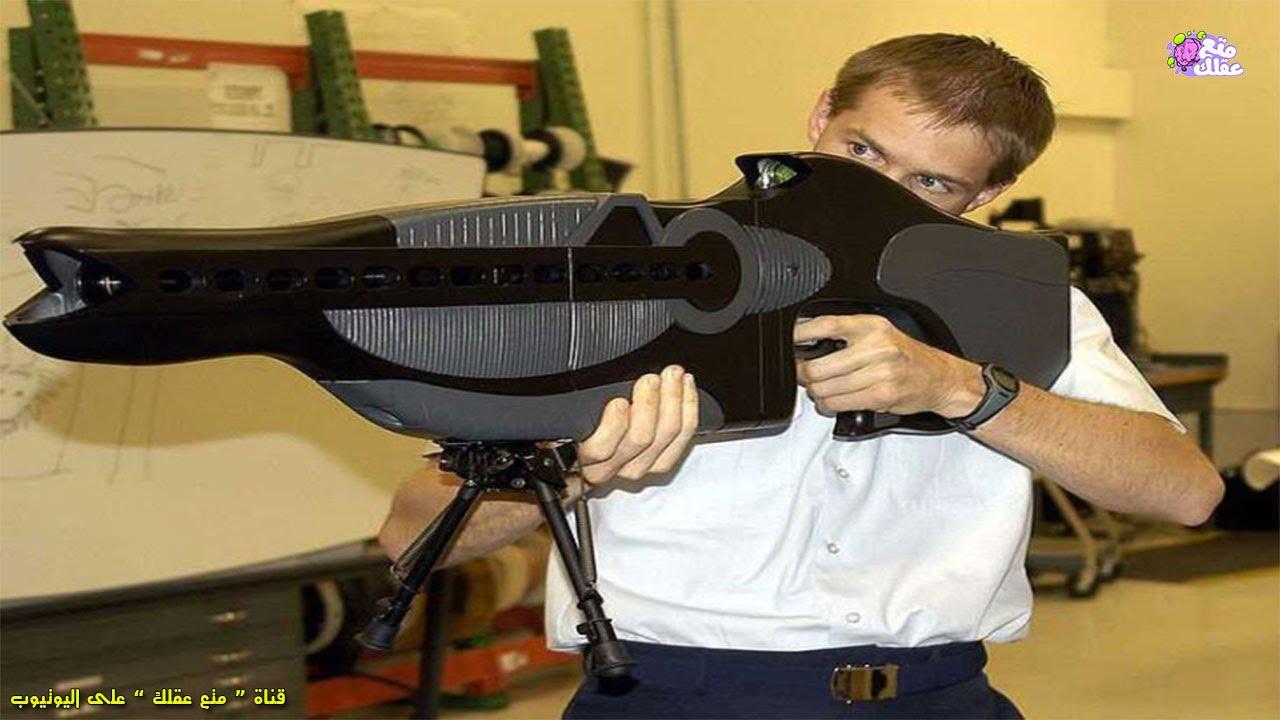 أحدث 10 أسلحة نارية ستغزو المستقبل