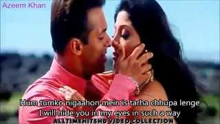 Hum Tum ko Nigahon me Hindi English Subtitles Full Song Garv Movie