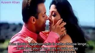 Hum Tum ko Nigahon me Hindi English Subtitles Full Song Garv Movie