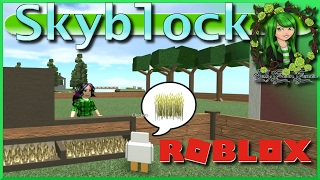 COOL PLANE | ROBLOX Skyblock Tycoon 2 | Part 2 | SallyGreenGamer