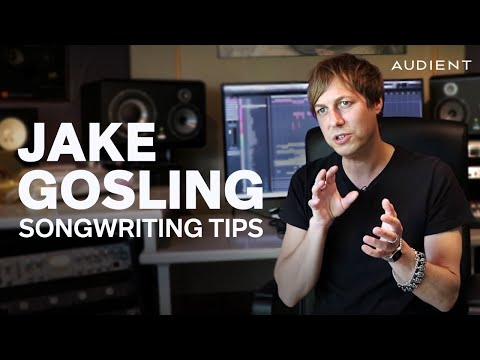 Songwriting Tips You Need To Know – Jake Gosling (Ed Sheeran, Shawn Mendes, Shania Twain)