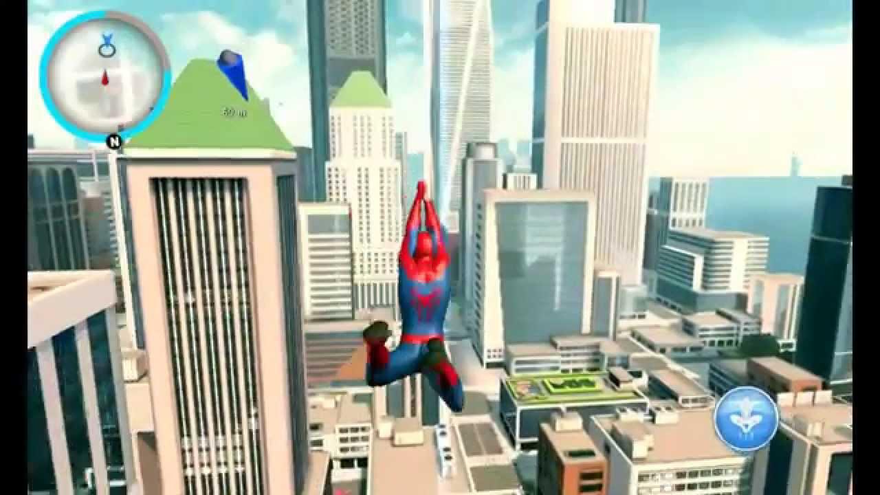 The amazing spiderman 2 android gameplay on nexus 4 youtube the amazing spiderman 2 android gameplay on nexus 4 voltagebd Images