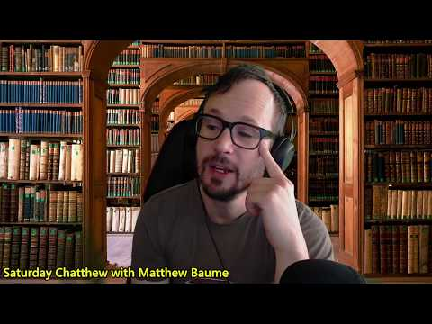 Live Chat With Matt Baume: Bookstores, Witches, And Your First Gay Movie