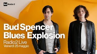 Bud Spencer Blues Explosion in concerto a Radio2 Live thumbnail