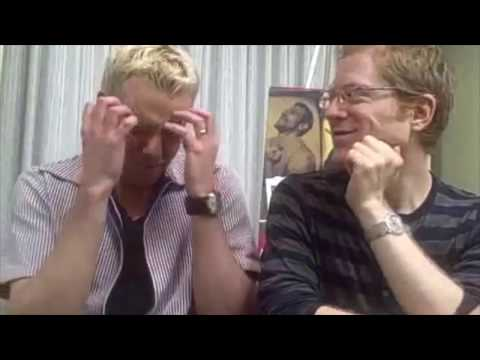 Adam Pascal Funny Moments