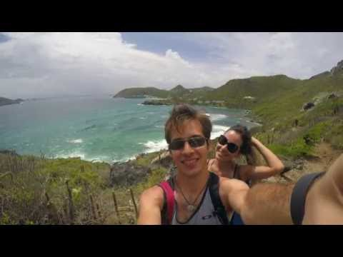 GoPro Video: St Maarten/St Barts - July 2016