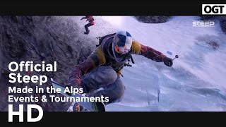 Steep the Game Events & Tournaments Trailer 2017