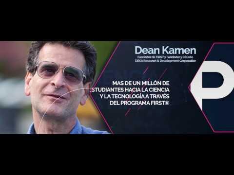 Dean Kamen, Conferencia Magistral CIIE 2016