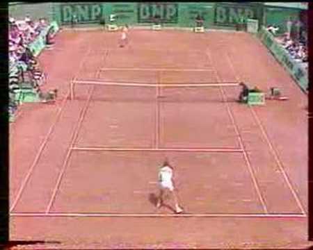 Korda Cherkasov French Open 1992