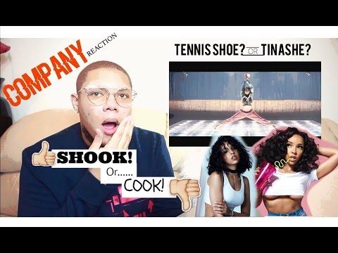 Tinashe Company Reaction  SHOOK OR COOK